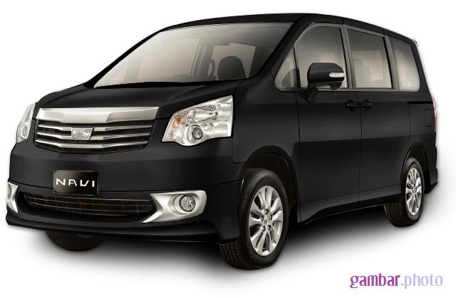 Toyota NAV1 Black