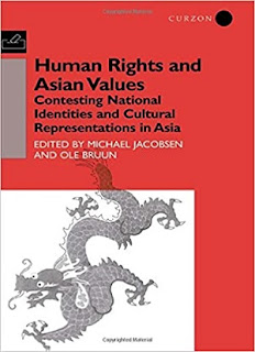 Human Rights and Asian Values: Contesting National Identities and Cultural Representations in Asia (Democracy in Asia)