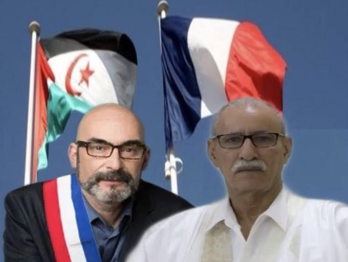 عمدة مدينة إيڤري سور سان الفرنسية يهنئ الرئيس إبراهيم غالي بمناسبة إعلان الجمهورية ويجدد دعمه لحق الصحراوي في تقرير المصير.