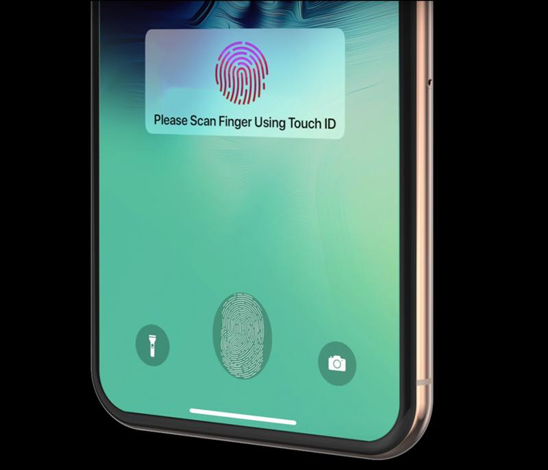 Apple will finally have a Vivo-like innovation soon, an In-Display fingerprint reader
