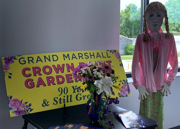 Celebrating 90 years, the Crown Point Indiana Garden Club is looking ahead to a flower filled future for the community.