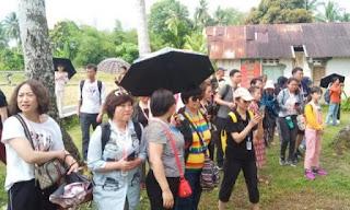 Wisatawan Asal China Batal Kunjungi Istano Basa Pagaruyung dan Nonton Pacu Jawi di Sumbar