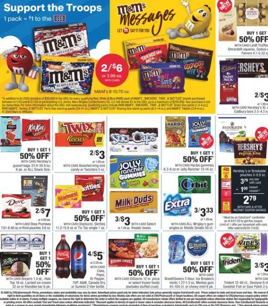CVS Weekly Ad Preview 6/28-7/4