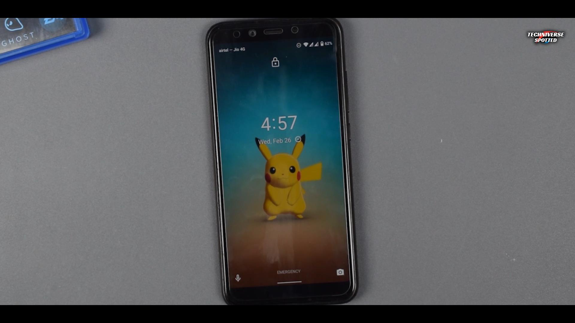 Pixel 4 Pokemon Live Wallpaper on Any Android (NO ROOT)