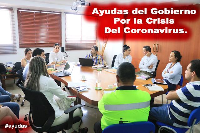 Ayudas Oficiales para Familias Afectadas por el Coronavirus COVID-19