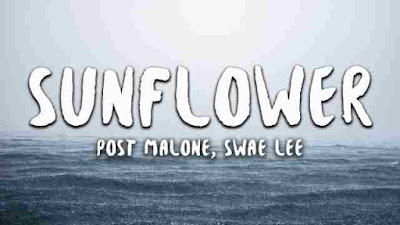 Sunflower Lyrics