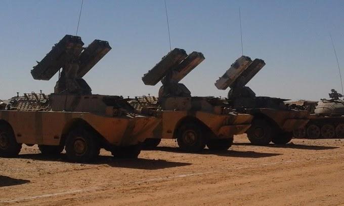 🔴 البلاغ العسكري 114 : الجيش الصحراوي ينفذ عمليات قصف على قوات العدو في حوزة، الفرسية والگلتة