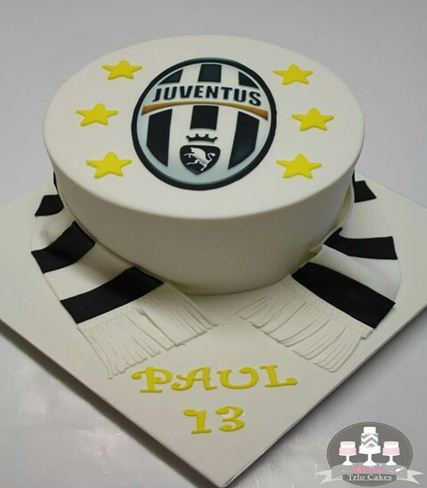 Kue Ulang Tahun Juventus