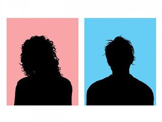 Avatar laki-laki dan perempuan