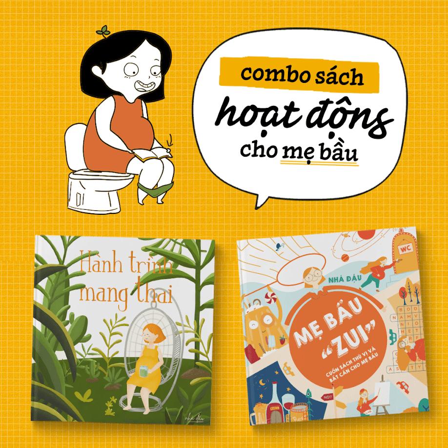 """[A116] Lần đầu làm Mẹ vì sao nên đọc sách """"Mẹ Bầu Zui"""""""