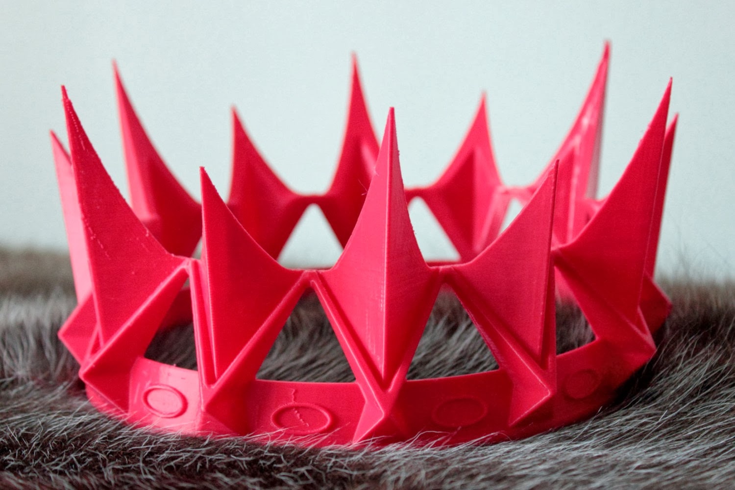 Concrete And Nail Polish Purchase Your Very Own 3d Printed Crown