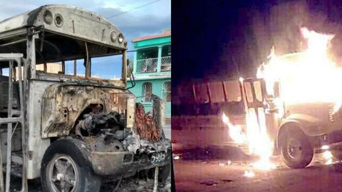 'Corrían mujeres con la lumbre en la espalda', narran cómo Sicarios quemaron camión con obreros a bordo en Ciudad Juárez