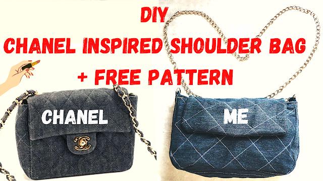 how to sew a bag | free handbag pattern | jak uszyć torebkę na ramie plus darmowy wykrój
