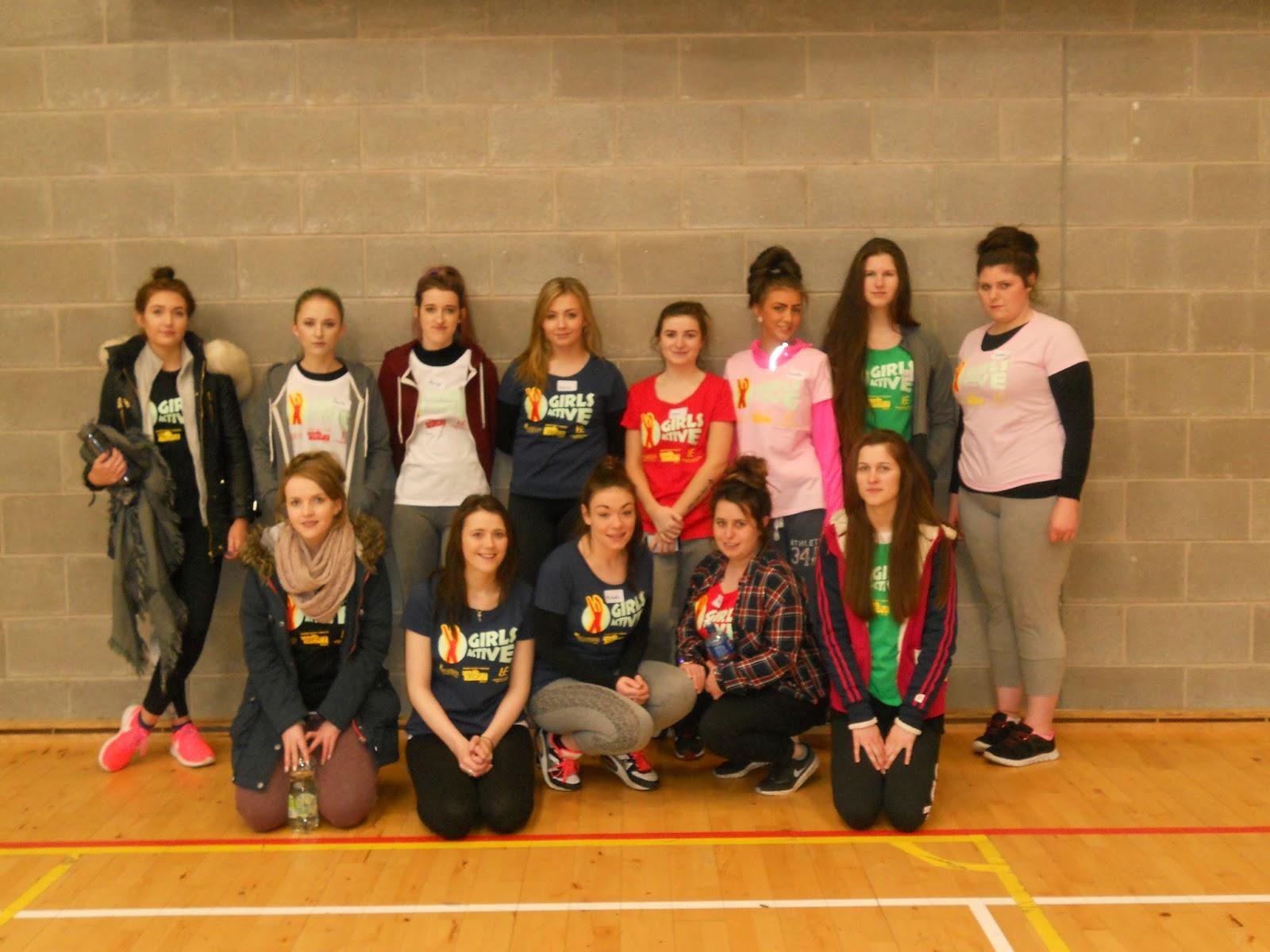 Sligo girls