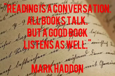 Image of Inspirational quotes about books on World book day