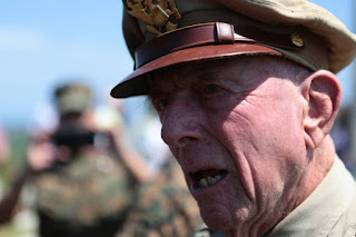 Former U.S. Army Air Corps Capt. Jerry Yellin