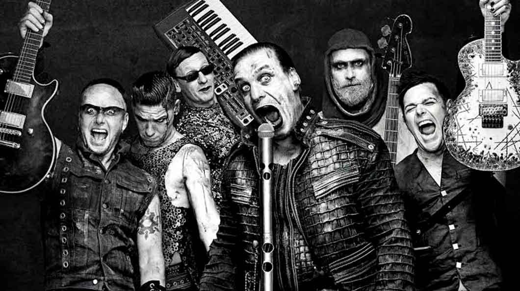 Banda Rammstein en Mexico