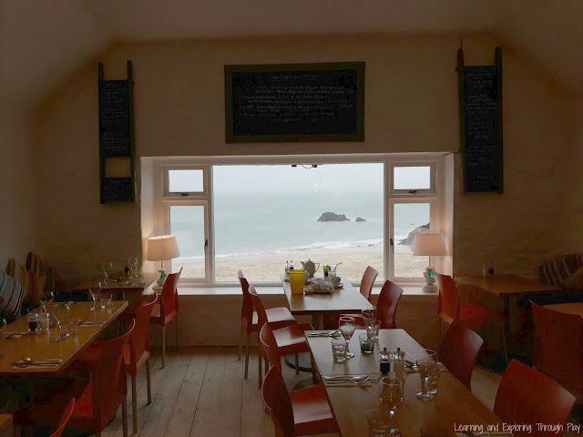 St Ives Porthgwidden Beach Cornwall Porthgwidden Beach Cafe