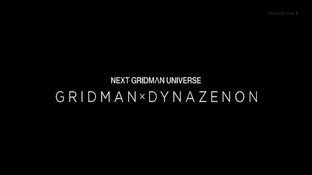 Gridman x Dynazemon