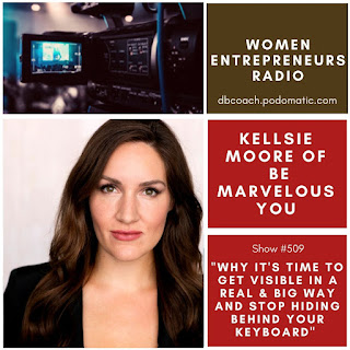 Kellsie Moore of Be Marvelous You