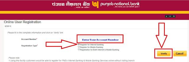 Netbanking online kaise suru kare in PNB bank