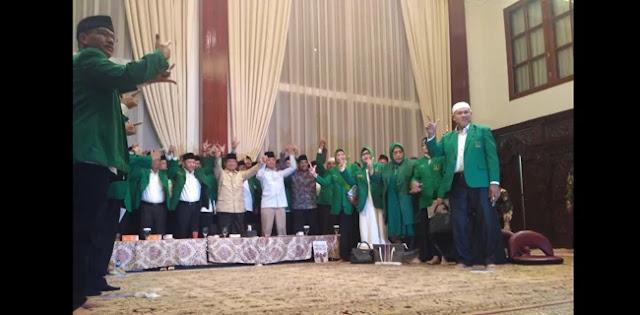 PPP: Prabowo Tulus Ingin Sejahterakan Umat