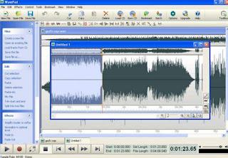 programmi audio editor