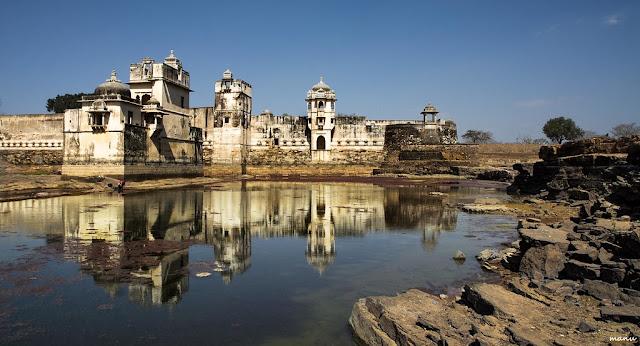 Chittorgarh Fort – A Bygone Sensation of Rajasthan, padmini mahal
