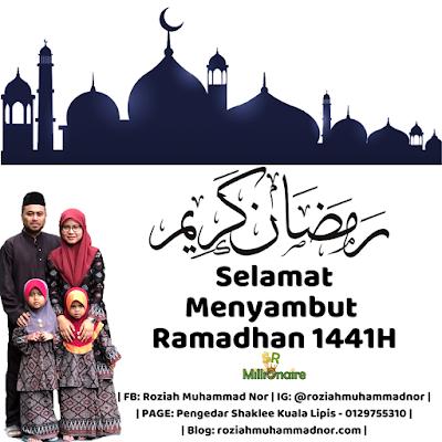 Selamat Menyambut Ramadhan 1441H