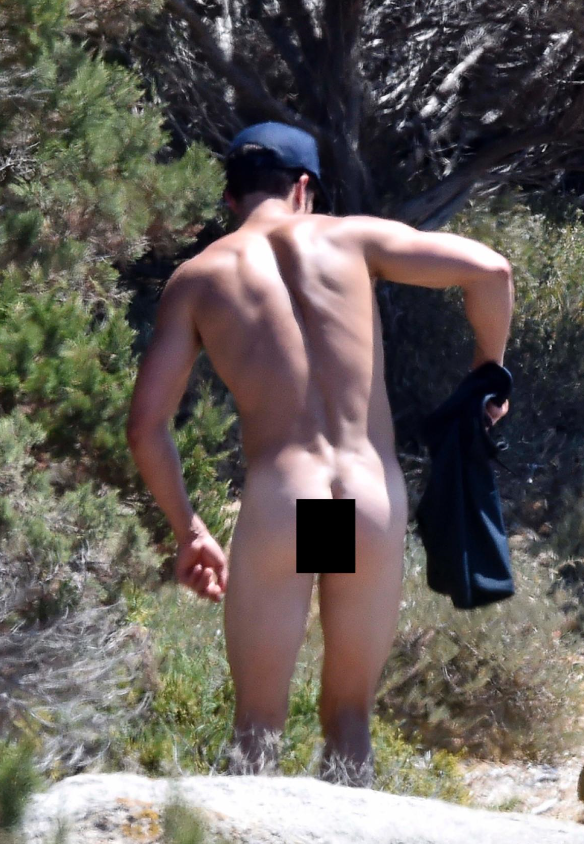 Orlando Bloom Naked Beach Pictures