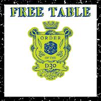 Free d30 Table: Random Gem Generator