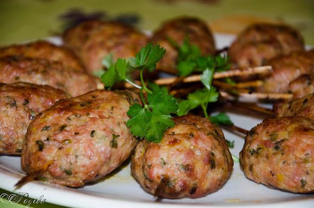 Люле-кебап-Lule-kebab