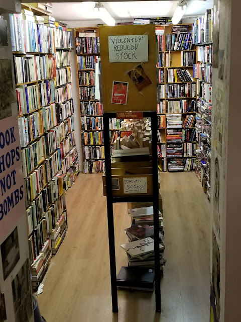 Notting Hill Book & Comic Exchange