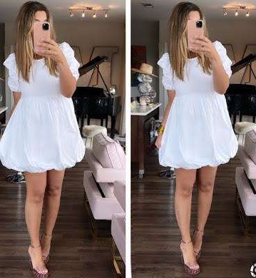 Bubble Dress for Women
