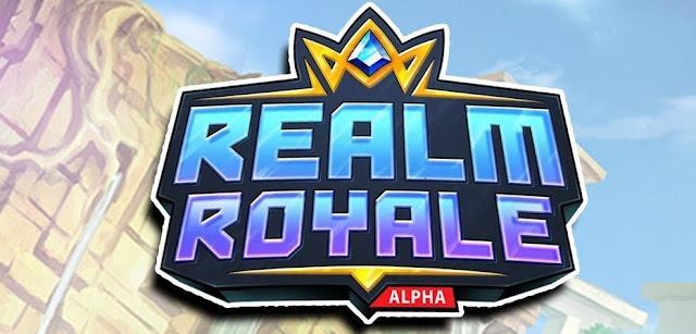 Hi-Rez studio lanza en Steam su nuevo juego Realm Royale gratis!