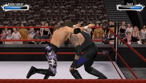 Wwe svr 2009 high compressed + save data + best settings for psp.