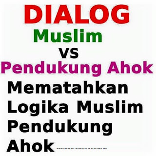 Dialog Muslim VS Muslim Pendukung Ahok