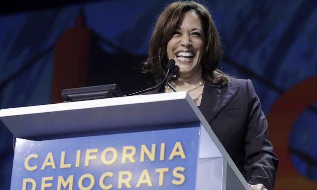 Iowa Democrats warn that Kamala Harris' 'star is fading'
