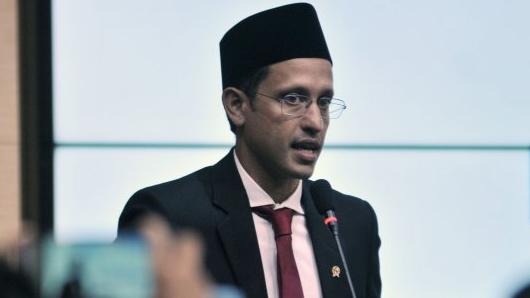 Pidato Mendikbud Nadiem Viral, DPR Tunggu Tindak Lanjutnya