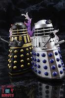 Custom Curse of Fatal Death Silver Dalek 27