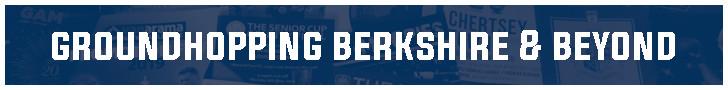 Berkshire & Beyond groundhopping