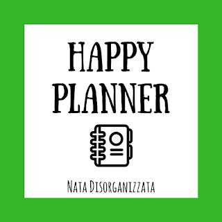 happy planner, agenda 2018