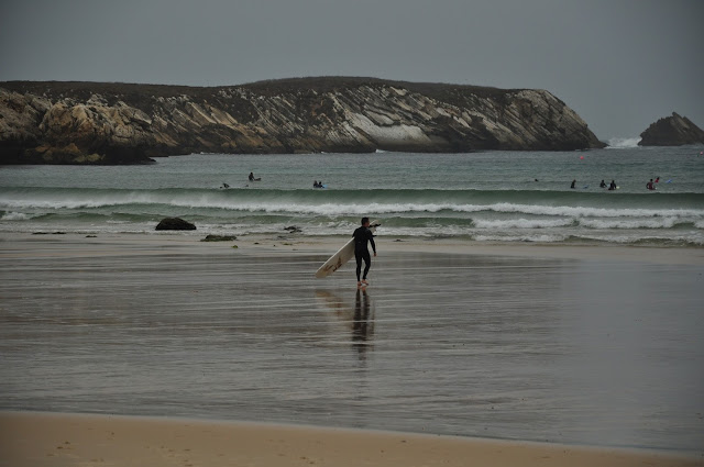 Surfer in Baleal