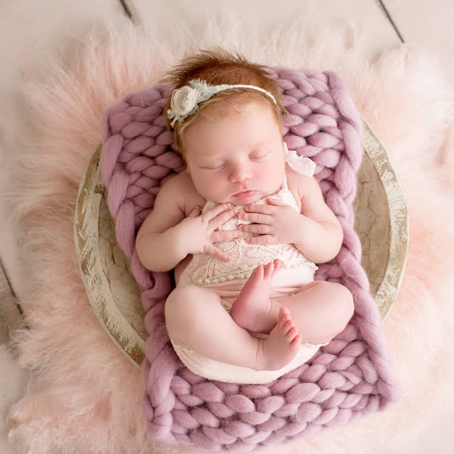 Mila Audrey Tarasova Campello newborn photos done by Lauren Cross Photography