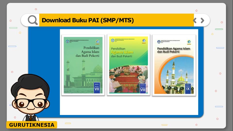 download gratis buku pdf pai untuk smp/mts