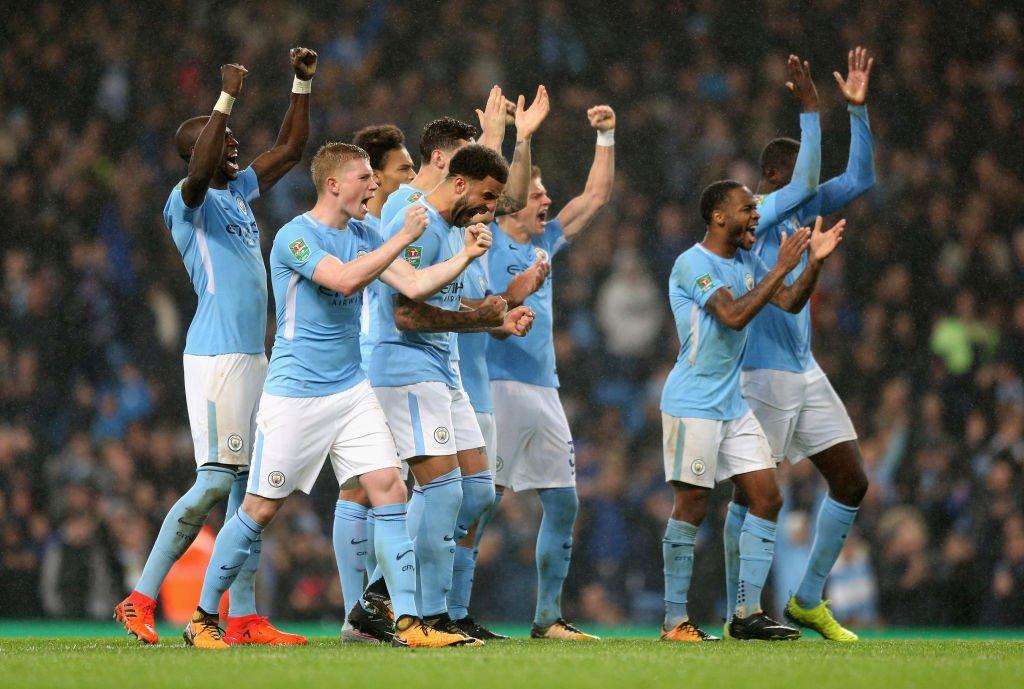 نتيجة مباراة مانشستر سيتي وساوثهامتون بتاريخ 29-10-2019 كأس الرابطة الإنجليزية