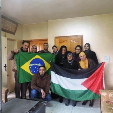 Conselho de Cidadãos Brasileiros na Palestina