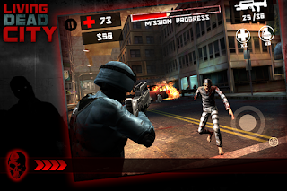 Living Dead City MOD v1.2 Apk (Unlimited Money) Terbaru 2016 3