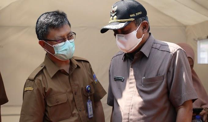 Hingga Akhir Juli, 115.626 Orang Warga di Kabupaten Serang Sudah Vaksin