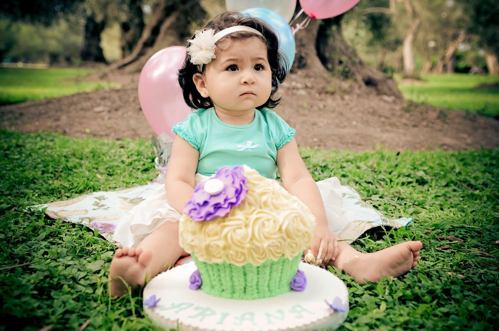 Smash cake ariana 1 a o sesi n de fotos en lima - Ideas fotos ninos ...
